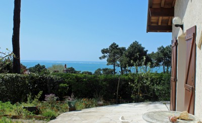 achat villa de standing 4 chambres avec vue sur Bassin Arcachon