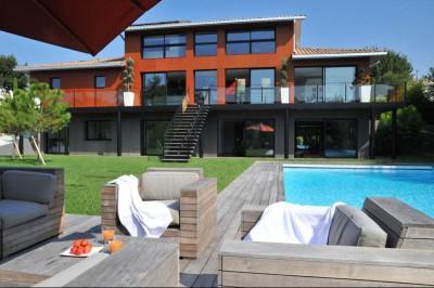 vente villa d'architecte