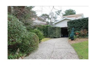 garage villa Arcachon