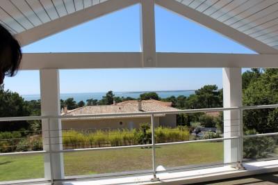 achat villa de prestige vue  bassin d'arcachon  Pyla sur mer