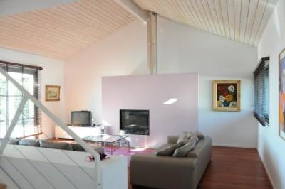 cherche grande villa familiale avec 5 chambres Pyla sur Mer