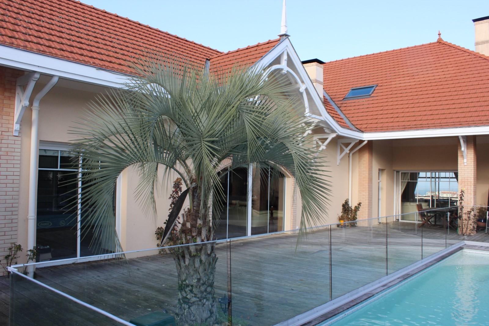 biens immobiliers de luxe avec piscine Bassin Arcachon