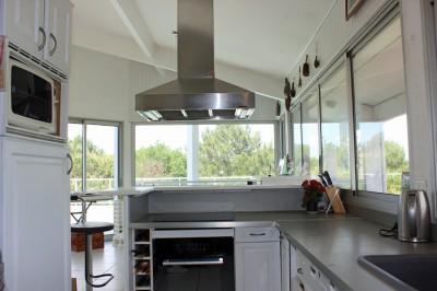 villa avec cuisine moderne pyla sur mer
