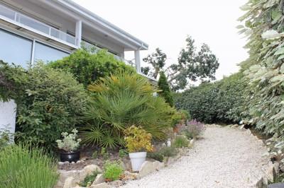 villa d'architecte jardin pyla sur mer