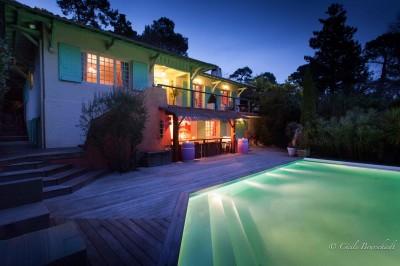 villa de luxe à vendre Arcachon