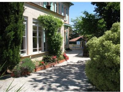 à vendre villa Arcachonnaise ville d'automne