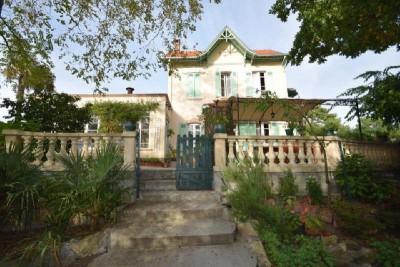 entrée villa Arcachonnaise