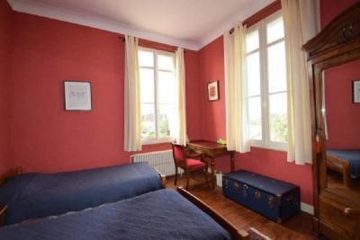 chambre Villa ville d'automne Arcachon