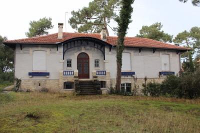 vente maison historique à rénover pyla sur mer
