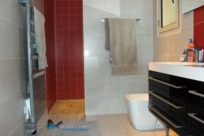 villa contemporaine salle de bain neuve arcachon