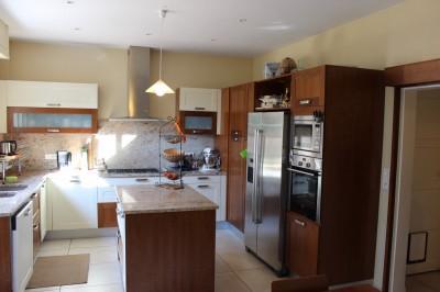 villa ancienne cuisine neuve arcachon