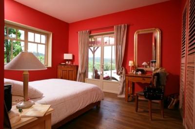 villa chambre terrasse arcahon