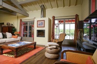 villa salon Arcachon Les portes du Pyla