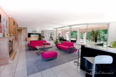 belle demeure contemporaine à vendre Arcachon