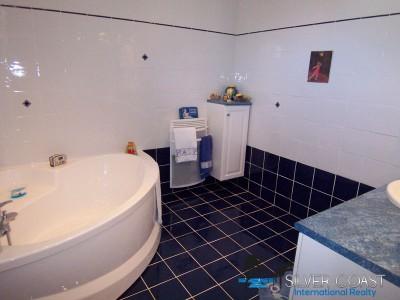salle de bain neuve maison arcachon