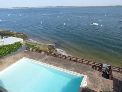 vente appartement standing T3 vue sur mer sur arcachon