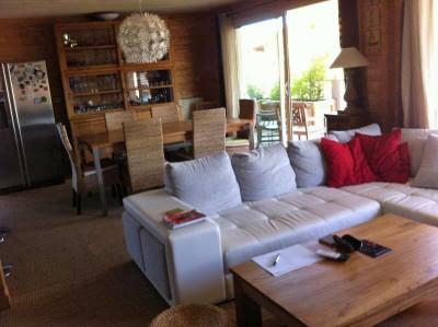 intérieur bois maison arcachon