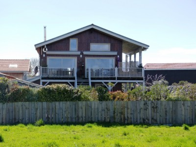 vente maison moderne en bois Arcachon