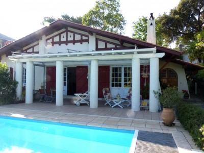 à vendre maison arcachon avec piscine