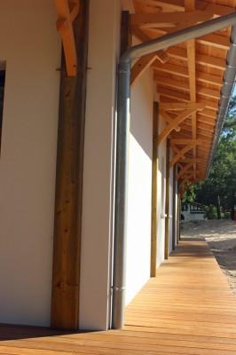 Possibilité extension villa à vendre Pyla sur mer