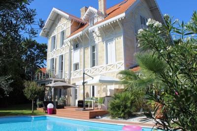 Villa Arcachonnaise à vendre arcachon