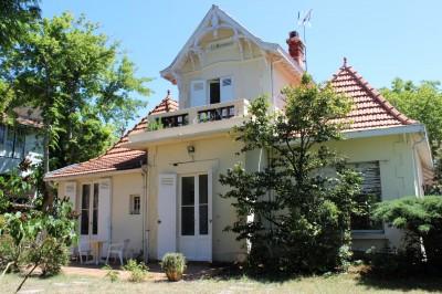 villa arcachonnaise à la vente
