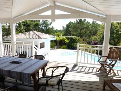 a vendre prestigieuse villa proche plage arcachon