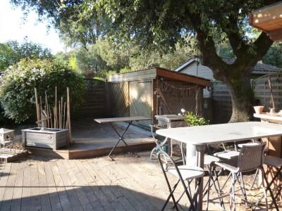 maison à vendre avec terrasse Le moulleau proche toutes commoditées