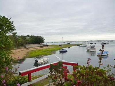 à vendre villa architecte accès privé plage cap ferret