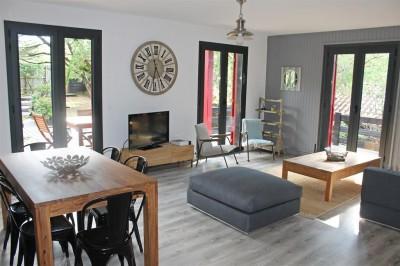 recherche grande villa contemporaine à vendre au pied de la dune cap ferret