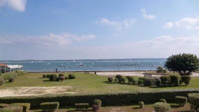 acheter appartementduplex au bord du bassin avec accès plage cap ferret