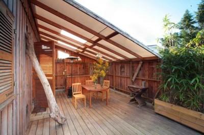 maison en bois à vendre cap ferret