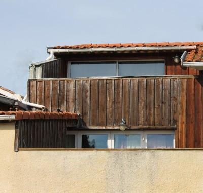 duplex avec terrasse vue bassin cap ferret