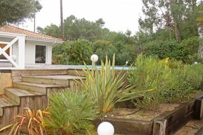 villa pour grande famille avec dépendance à vendre Cap ferret