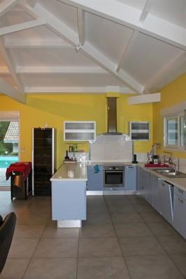 achat villa familiale avec piscine presqu'île du Cap ferret