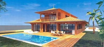 villa neuve de standing 4 chammbres à vendre Pyla sur Mer