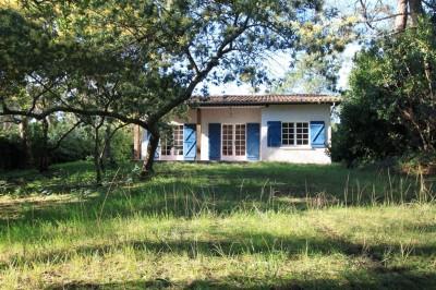 villa familiale à renover avec 4 chambres en vente Cap Ferret