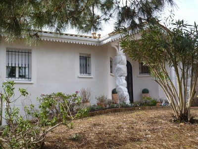 achat 2 villas indépendante sur même terrain Bassin Arcachon