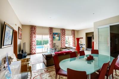 maison contemporaine récente à vendre avec beaux volumes Arcachon pereire