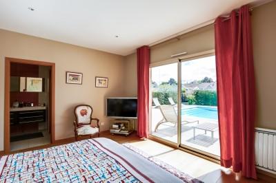 acheter maison récente moderne avec belle pièce de vie Pereire