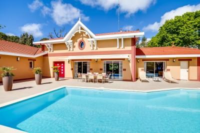 magnifique maison plain pied contemporaine pour grande famille Arcachon