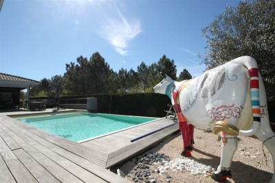 villa recente a vendre pyla sur mer