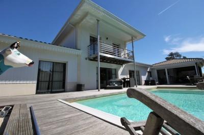 villa avec piscine a vendre pyla sur mer