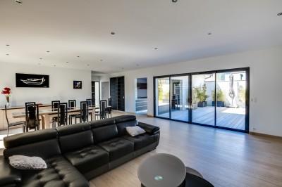 achat villa d'architecte 5 chambres Cap ferret