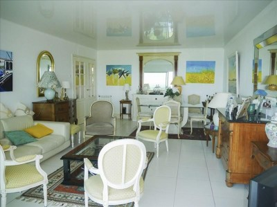 Vente appartement de standing ARCACHON front de mer avec vue imprenable sur Bassin
