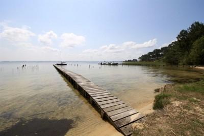 Villa de standing en vente 3 chambres bord Lac de Biscarrosse