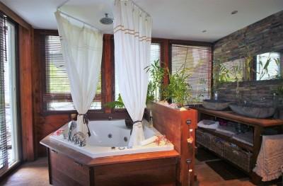 achat villa avec piscine et tennis privé Biscarrosse