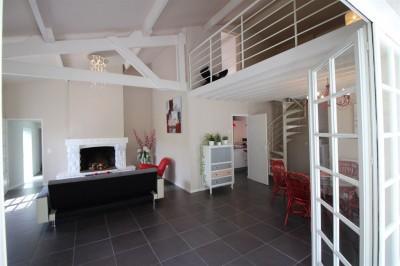 achat villa moderne 4 chambres avec grande terrasse Gujan Mestras