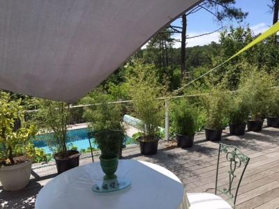 achat villa moderne 4 chambres au calme Cap Ferret