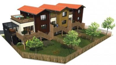 trouver villa en bois familiale sans travaux à la vente Bassin Arcachon